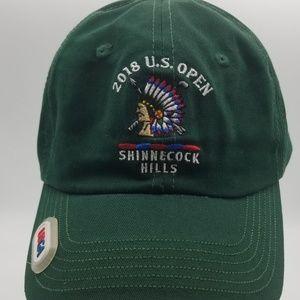 2018 US Open Shinnecock Hills Golf Green USGA Hat